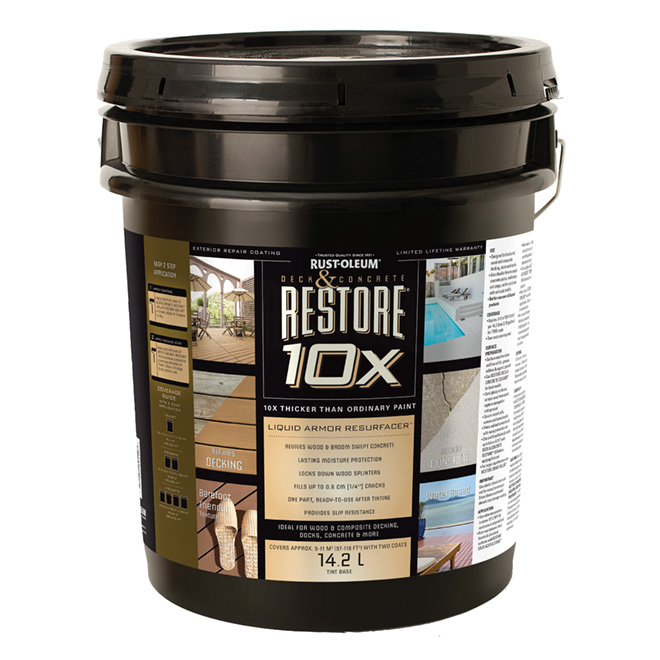 """Restore 10X"" Protective Coating"