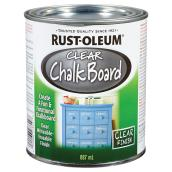 Chalk Board Paint - Clear - 887 mL