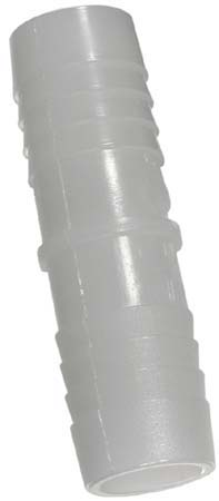 Straight Nylon Coupling - 1'' x 1''