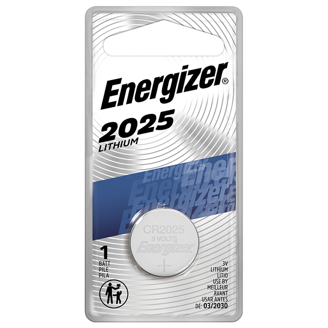 """2025"" Lithium Coin Battery"