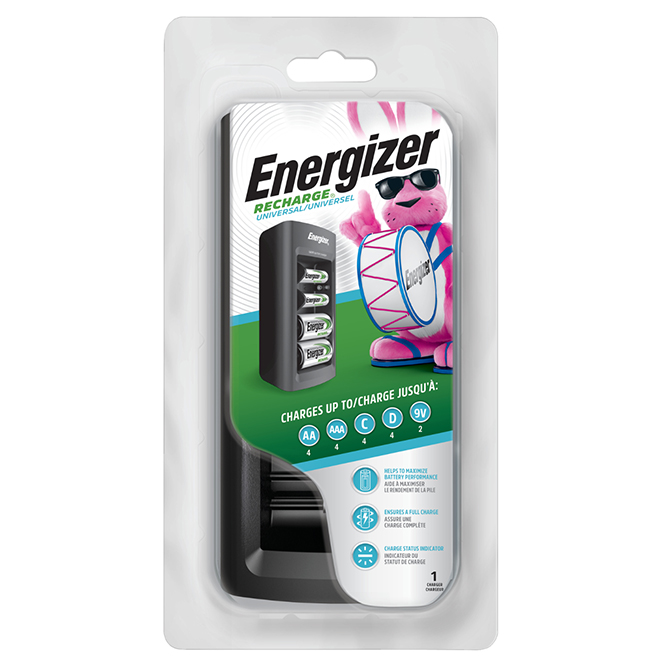 "Universal Charger ""Energizer"""