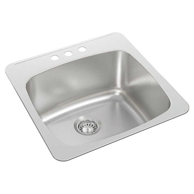 Rona Kitchen Sinks : SINGLE LAUNDRY SINK RONA