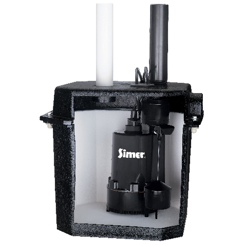 1 4 HP Self Contained Sump Pump System RONA