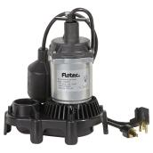 Sump Pump - Submersible - 1/4HP