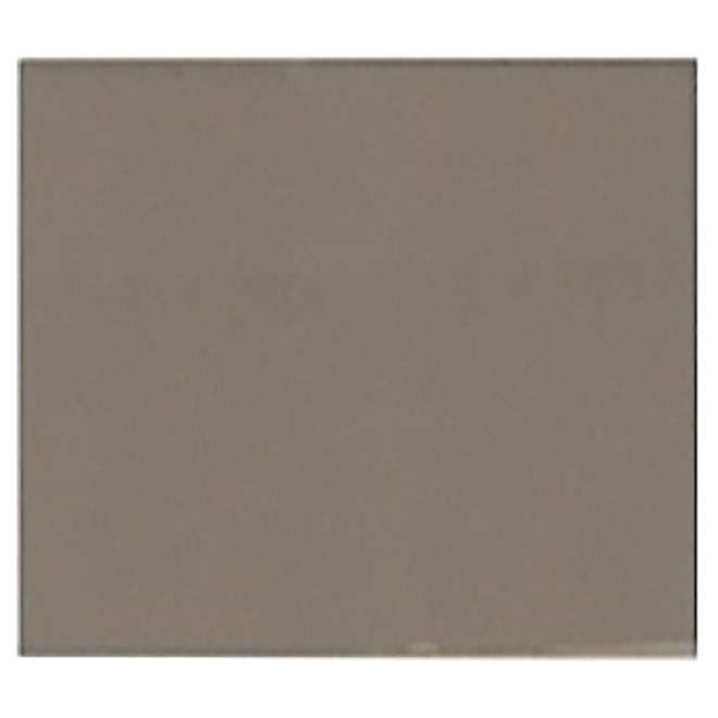 "Ceramic Wall Tiles - 3"" x 6"" - 136/box - Glossy Taupe"