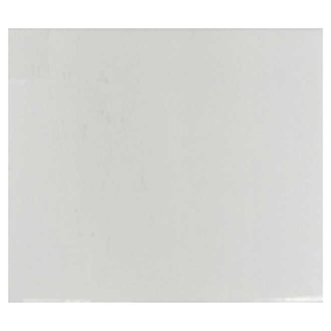 "Ceramic Wall Tiles - 4"" x 16"" - 25/box - Glossy White"