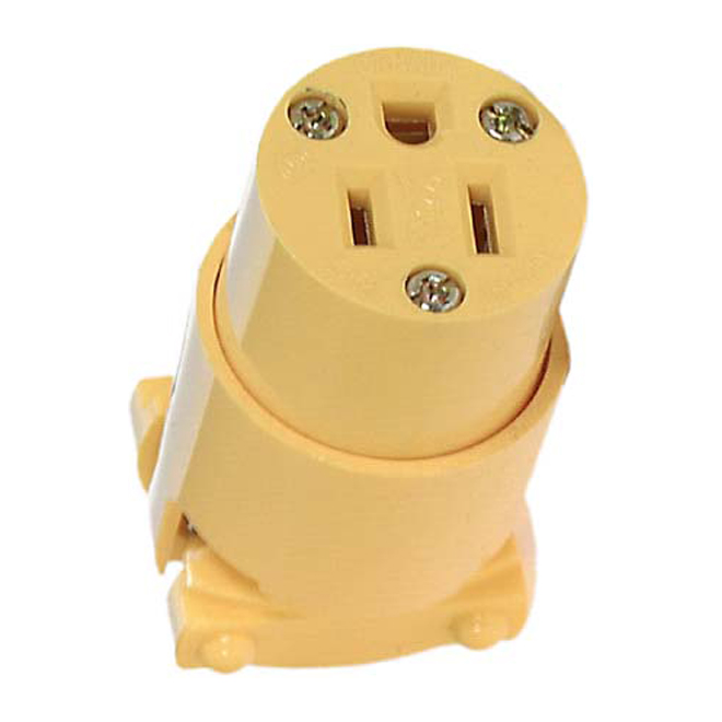 Connector - Heavy-Duty Bipolar Connector
