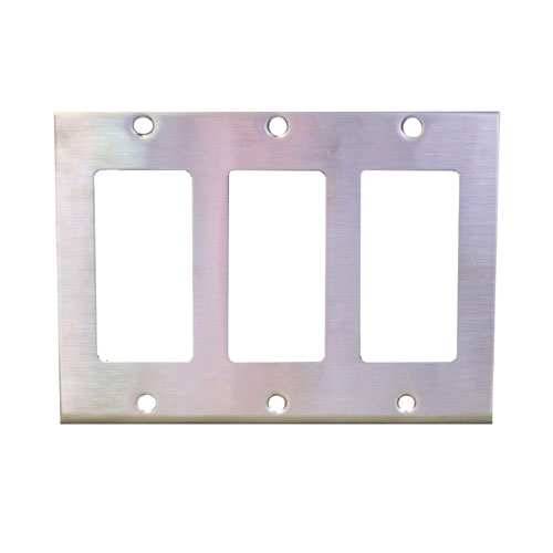 WALL PLATE TPL