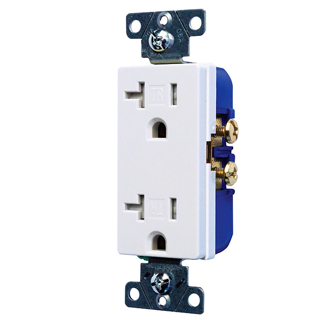 """Decora"" Duplex Receptacle"