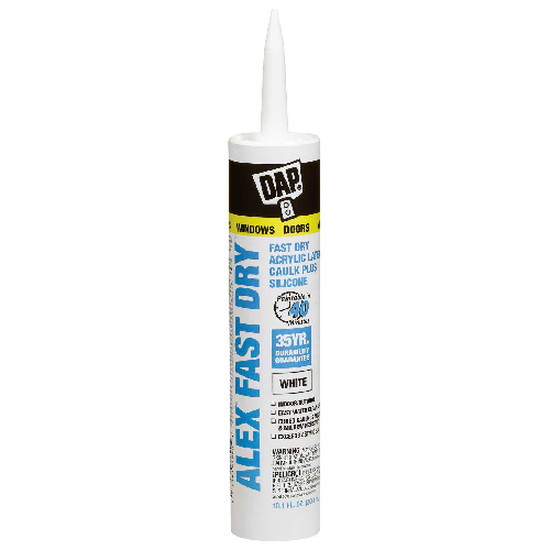 Acylic and silicon sealant