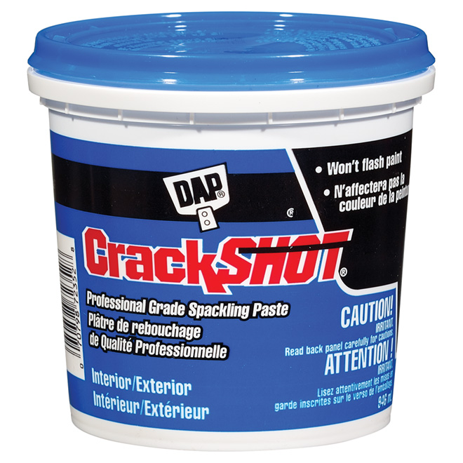 CrackShot Spackling Paste - 946 mL