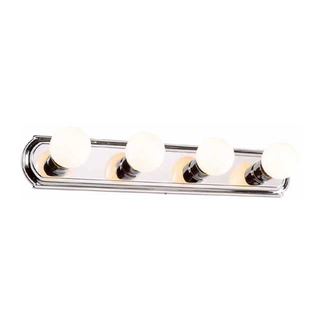 4-Light Bathroom Fixture