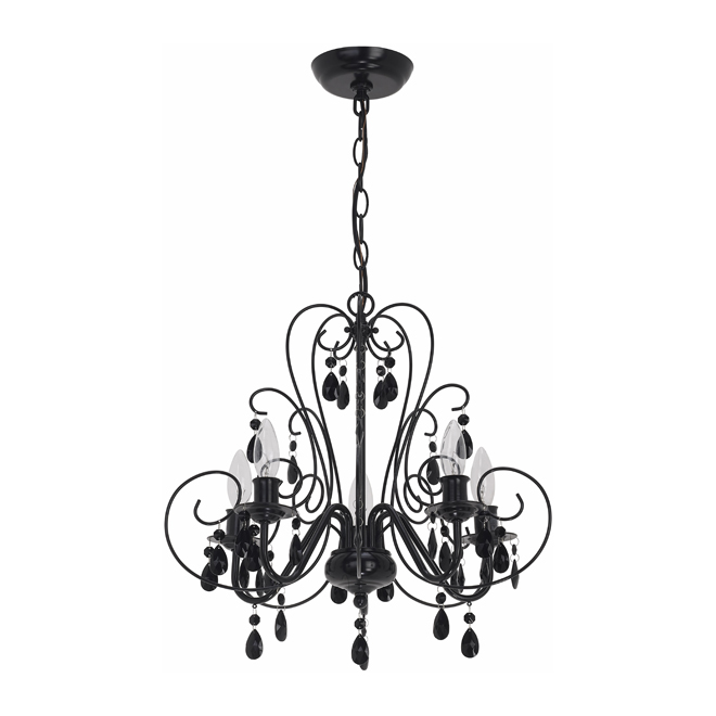 """Marbella"" 5-Light Chandelier"