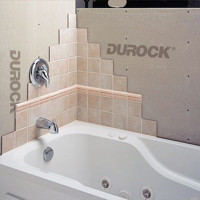 Du Rock Cement Board : Quot durock cement board rona