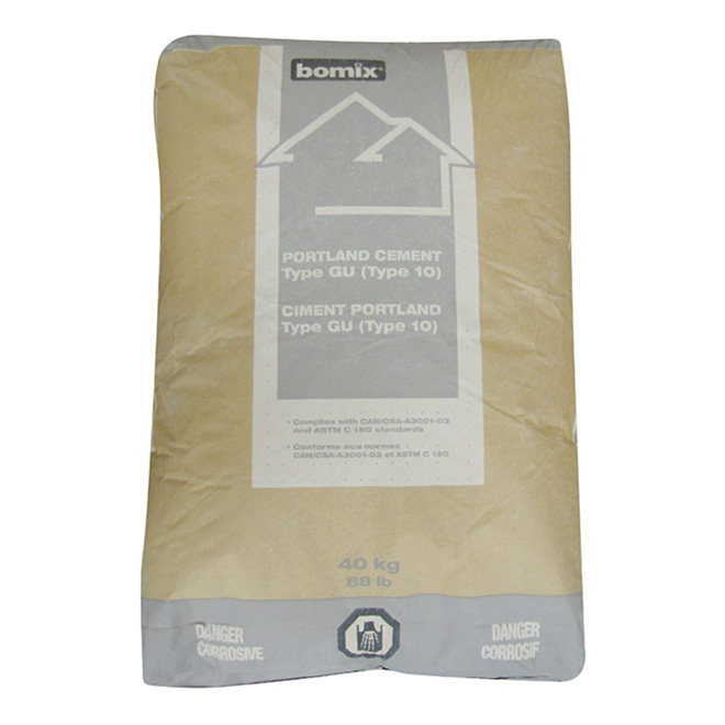 Cement - Bomix Portland Port Cement 40 kg