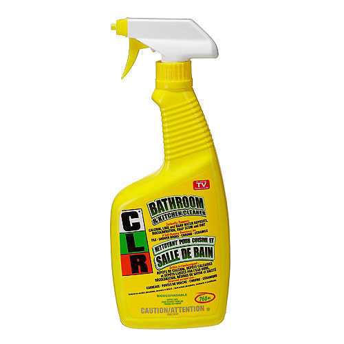 Kitchen and Bathroom Cleaner