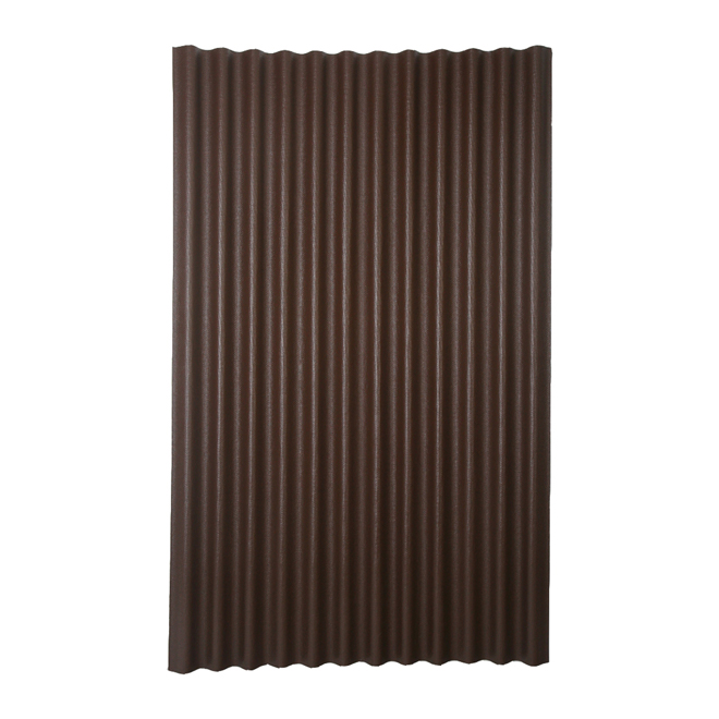 Interior steel cladding easy building products - Corrugated Panel Rona
