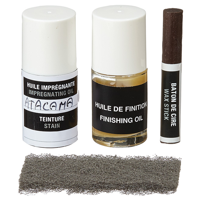 Touch Up Kit for Pre-Oiled Flooring - Atacama