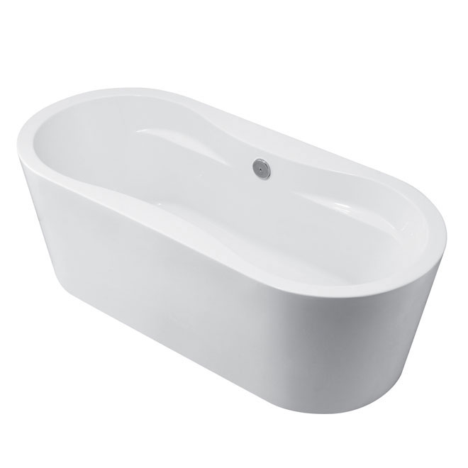 Freestanding BathtubFreestanding Bathtub   RONA. Free Standing Tub Canada. Home Design Ideas