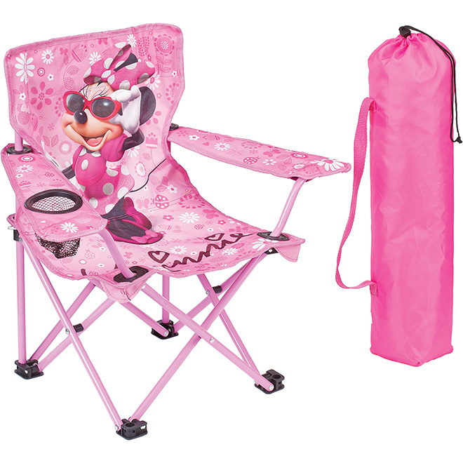 """Minnie Mouse"" Camping Chair"