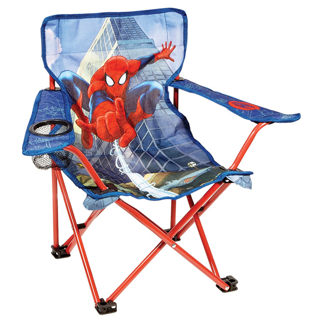 """Spiderman"" Camping Chair"