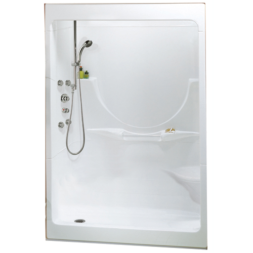 3-pcs Shower