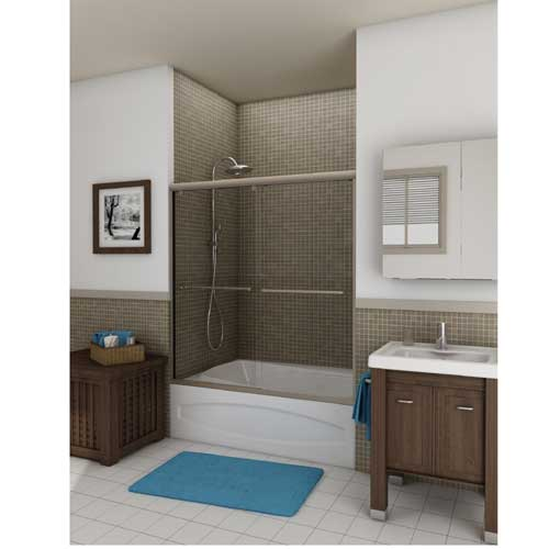 tub shower door - Tub Shower Doors