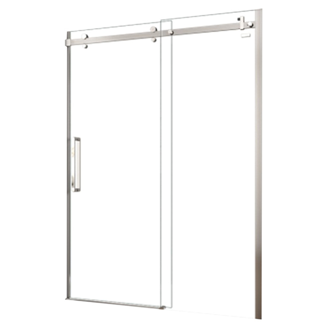 "Halo Frameless Sliding Shower Door - 60"" x 78"""