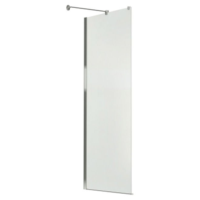 Shower Return Panel - Glass - 32""