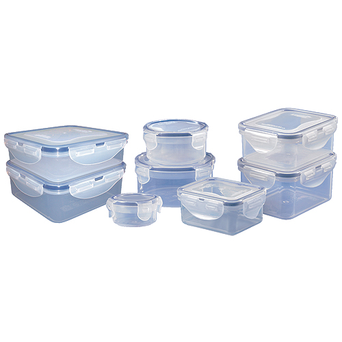 "Containers - ""Lock & Lock"" Container Set"