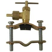 Compression Self-Tapping Saddle Valve - 1/4