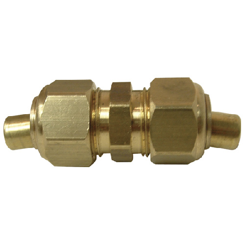 "Union - Brass - 1/2"" x 1/2"" - Tube x Tube"