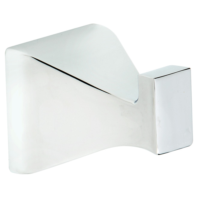 "Robe Hook - ""Dixon"" - Polished Chrome"