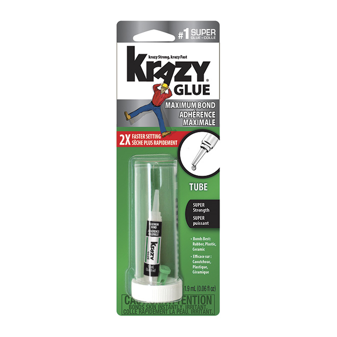 Krazy Glue(R) Maximum-Bond Gel - 2 mL
