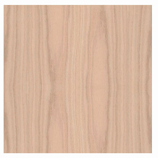 "Veneer Sheet - Red Oak - Pre-Glued - 12"" x 96"""