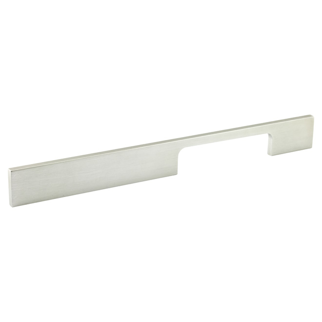 "Cabinet Pull - 7 9/16"" - Brushed Nickel"
