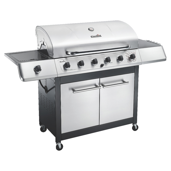 Propane Gas BBQ - 75,000 BTU - 900 sq.in.