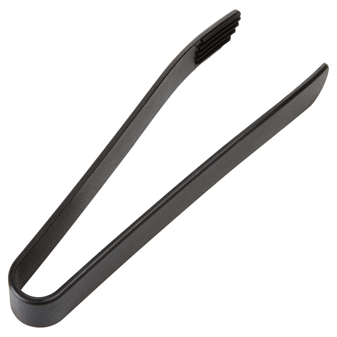 Grill tongs - Nylon - Black