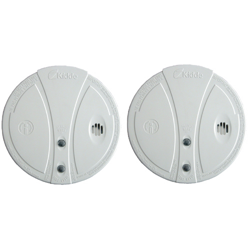 twin pack smoke detectors rona. Black Bedroom Furniture Sets. Home Design Ideas