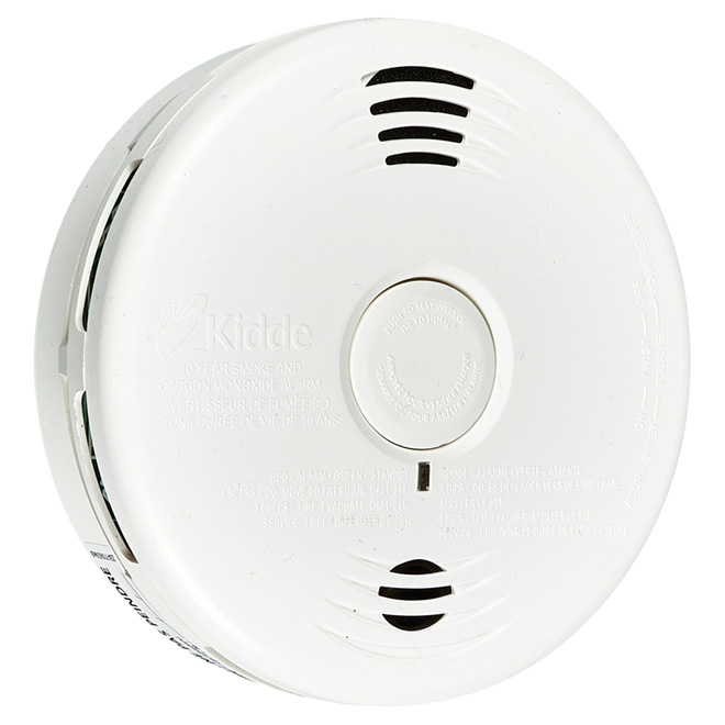 Talking Smoke and Carbon-Monoxide Alarm
