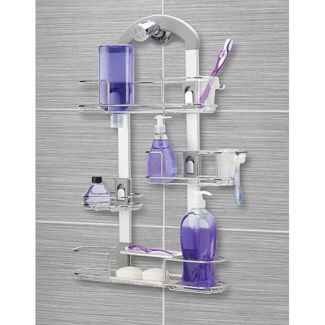 Modern Shower Caddy Rona