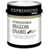 Hi-Gloss Interior / Exterior Latex