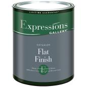 EXT. ENAMEL LATEX PAINT