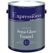Semi-Gloss Exterior Latex