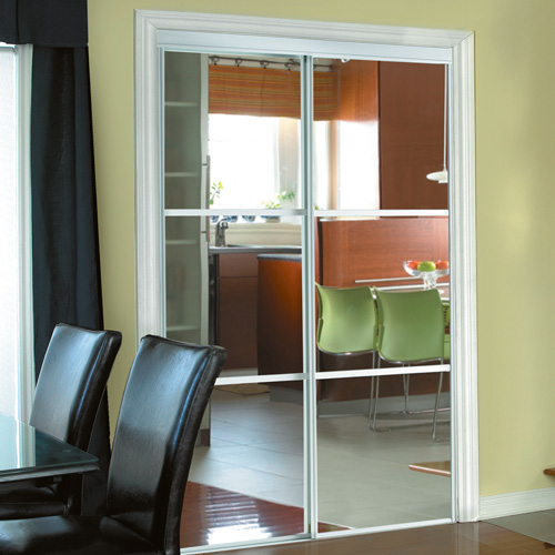 """Trio"" Sliding Mirror Door"