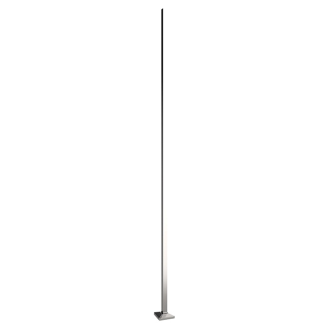 """Urban"" Stainless Steel Square Baluster - 40 1/2"""