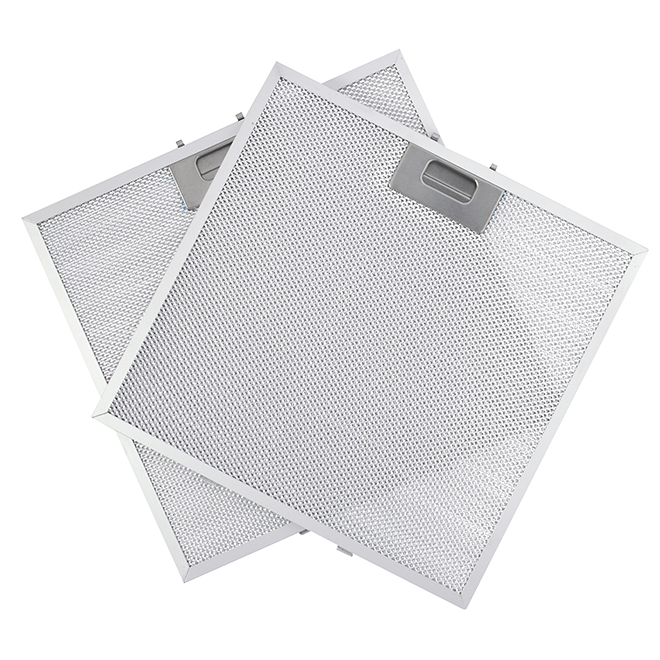 Replacement Filters for Hoods - Pack of 2 - Aluminum
