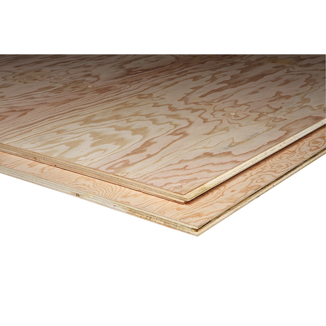 SELECT T.G. SPRUCE PLYWOOD