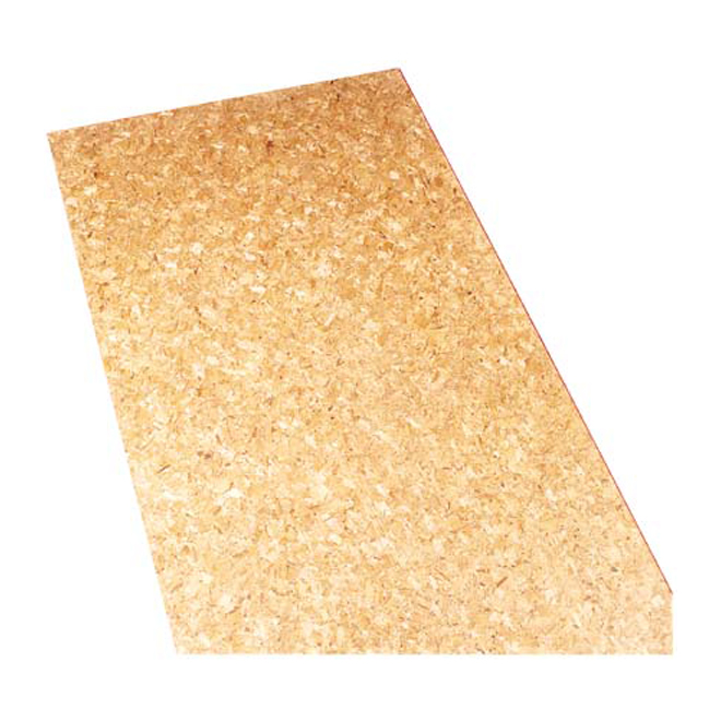 3/8x4x8 Oriented Strand Board (OSB) - Fire Rated
