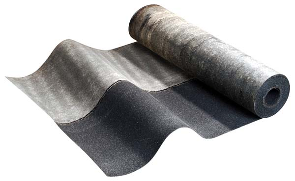 NIS Roll Roofing - Black